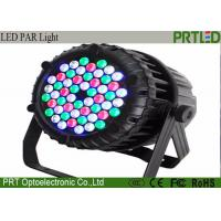 Wholesale Waterproof High Power LED Par Stage Lights 54*3W RGB 3 In 1 DMX Control from china suppliers