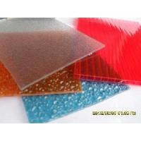 Buy cheap Diamond Embossed Polycarbonate Sheet for Bathroom Materials from wholesalers