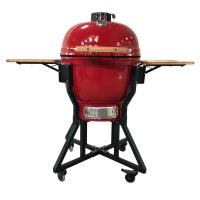 Wholesale wholesale hibachi charcoal camping grill outdoor kitchen ceramic egg bbq grill  rotisserie kamado from china suppliers