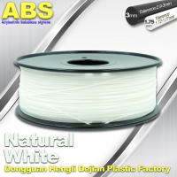 Wholesale Good eEasticity 3D Printing Materials Transparent ABS Filament For Printer from china suppliers