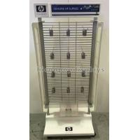 China HP Products Point Of Purchase Merchandising Displays With Hooks / 2-Way Rack Stand on sale
