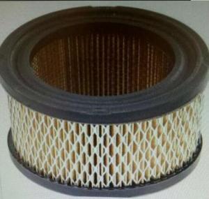 Fiber Glass Screw Air Compressor Parts Industrial Air Filter 140 * 92 * 110 Mm