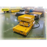 Wholesale Ferry Transfer Heavy Load Cart , Storage Battery Powered Cart Explosion Proof from china suppliers
