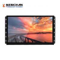 Wholesale High stable android 15.6 Inch Open Frame LCD Screen with push button,motion sensor,Scanner,RFID optional from china suppliers