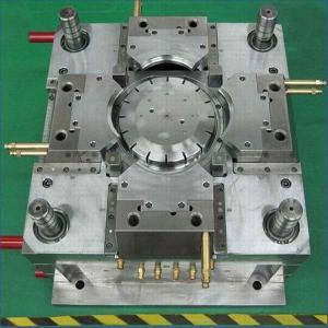 China Automotive Light Plastic Injection Molding Tool Texture Polishing on sale