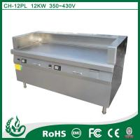 China 1400*800*(800+200)induction griddle electric griddle with lid with 20kw on sale