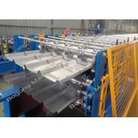 China Dual Level Custom Roll Forming Machine Hydraulic System For Steel Roof Sheet on sale