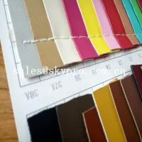 Wholesale 1mm Thick PU Synthetic Leather Wear Resistence Custom embossed PVC Leather Vinyl Fabric from china suppliers