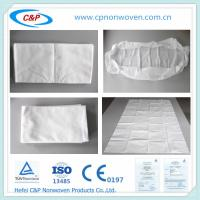 Wholesale manufacturer Customized surgical bedsheet from china suppliers