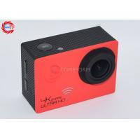 Wholesale Novatek 96660 170 Degree 4k Sports Action Camera WIFI 16m High Definition from china suppliers
