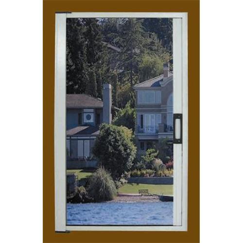 Retractable Single Screen Door Of Item 93033523