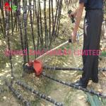 Small Multi-Purpose Lawn Sugarcane Harvester for Wheat