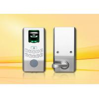 Wholesale Hotel Electric Biometric Fingerprint Door Lock With Illuminated Keypad from china suppliers