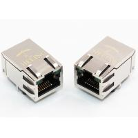 R / A 1000 Base - T Integrated Magnetics RJ45 , Ethernet Lan RJ45 Connector