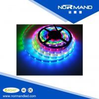 Quality Multi Color 5m Roll Flexible RGB led strip 32 Leds 32 IC WS2801 Super bright led strips for sale