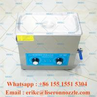 Buy cheap ERIKC Diesel Injector Tester Ultrasonic Fuel Injector Cleaning Machine Stainless Steel from wholesalers