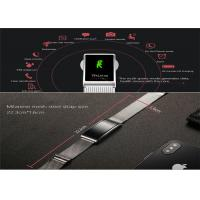 Buy cheap CE Smart Phone Watch Android , Smartwatch Android Bluetooth Clamp Contact from wholesalers