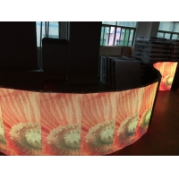 Wholesale P4 cabinet 512x512mm  Advertising Indoor Full Color LED Display SMD2121 And National Star Lamp Beads from china suppliers