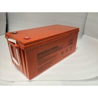 Wholesale 12V 200AH Inverter Batteries Sealed Deep Cycle For UPS , Solar , Off Grid Power from china suppliers