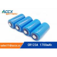 Wholesale 2019 hot sale CR123A 3.0V 1700mAh camera battery high qaultiy from china suppliers