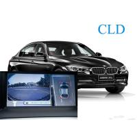 360°Comprehensive View Monitor With 4 - Way Driving Record For Bmw x3