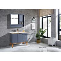 Wholesale Classic Design Waterproof PVC Bathroom Vanity from china suppliers
