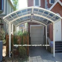 China Aluminum carport,   Aluminium canopy Aluminum car shelter on sale