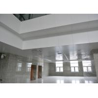 Wholesale Fire & Water proof Square Clip In Ceiling with Powder Coated from china suppliers