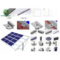 Wholesale Portable Solar Panel Mounting Systems Hot - Dip Galvanized Exclusive Innovative Design from china suppliers