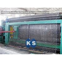 Quality Custom Automatic Gabion Machines 80X100mm Gabion Production Line for sale