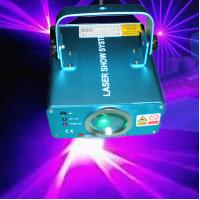 Wholesale D-50P good quality romantic violet purple laser beam light effect for Disco, Clubs, KTV from china suppliers
