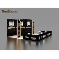 Wholesale Aluminum Trade Show Exhibit Booths 20x20FT Portable Exhibition Booth from china suppliers