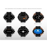 Buy cheap Waterproof LED Smart Watch TPU Material Watchband Blood Pressure / Heart Rate from wholesalers