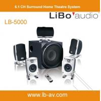 Wholesale 5.1 CH Home Theatre System LB-5000 from china suppliers