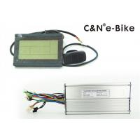 China 26A 48v Electric Bike Controller With LCD Display , Electric Bike Motor Controller on sale
