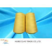 China White /Colored 100% Polyester Multi Colored Sewing Threads For Sewing on sale