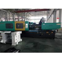 Buy cheap 300T Screw Type Clamping System Injection Molding MachineV Shaped Stainless Steel Hopper from wholesalers