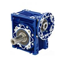 Wholesale Right Angle NMRV Worm Gearbox Speed Reducer With Electric Motor from china suppliers