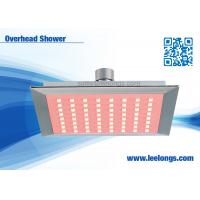 Wholesale Ceiling Mount Thin 150mm Overhead Adjustable Shower Heads With Good Pressure from china suppliers