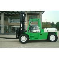 Wholesale Steering Axle 12 Ton Diesel Forklift Truck Warehouse Applied Hydraulic Transmission from china suppliers