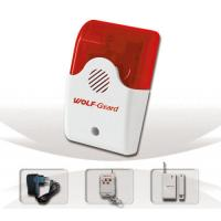 Wholesale Wireless Security House Alarms YL-007AS with flash alarm system from china suppliers