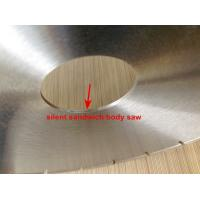 China High efficient!350mm Slient Granite Saw Blade with U slot on sale