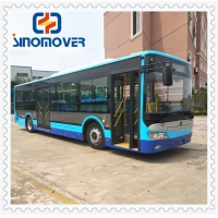 Wholesale Electric Zero Emission 176.3KW/H 45Seats City Utilities Bus from china suppliers
