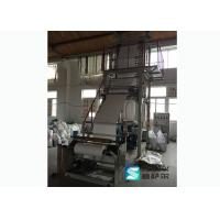 Wholesale Single Screw Hdpe Plastic Bag Blowing Machine Elevator Rotary Head CE Approved from china suppliers