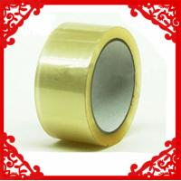 China Acrylic Adhesive BOPP Printed Packaging Tape Water - Based For Sealing on sale