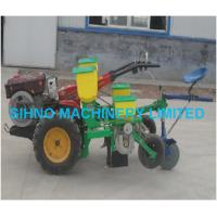 Wholesale Corn seeder working with walking tractor, 2 rows from china suppliers