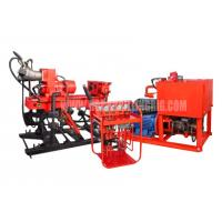 Buy cheap Light Weight Underground Drill Rigs Full Hydraulic Control 10-200m Depth from wholesalers