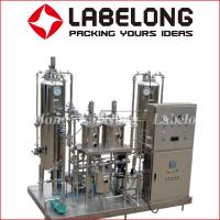Wholesale 8000L Automatic Bottle Packing Machine CO2 Carbonator HS 8422303090 from china suppliers