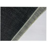 Wholesale Self Edge Natural Denim Fabric , Pants Purple Denim Fabric Textiles Material from china suppliers
