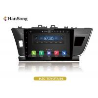 Wholesale 10.1  Inch  Toyota Car DVD Player Navigation System For Toyota Corolla 2014-L from china suppliers
